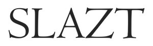 SLAZT Logo Black